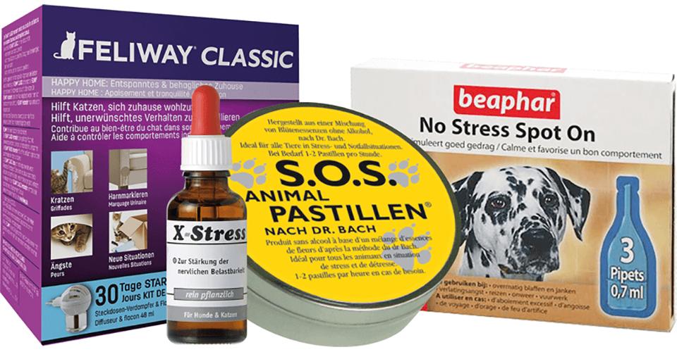 Antristress Produkte